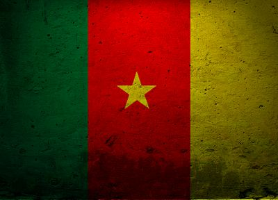 flags, Cameroon - random desktop wallpaper