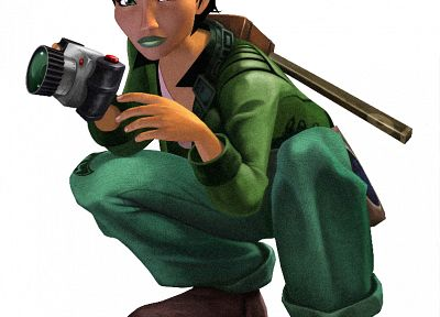 video games, Beyond Good And Evil, Jade (Beyond Good and Evil) - related desktop wallpaper