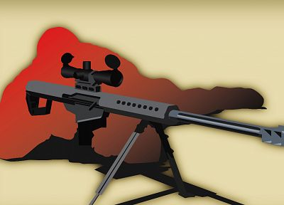 rifles, M82A1 - random desktop wallpaper