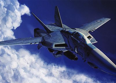 aircraft, Macross, vehicles - desktop wallpaper