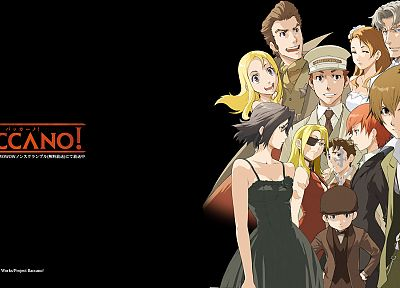Baccano!, anime - related desktop wallpaper