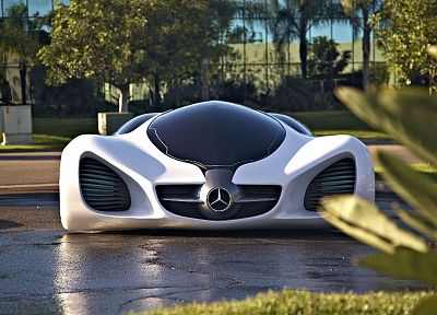 cars, concept cars, Mercedes-Benz - desktop wallpaper