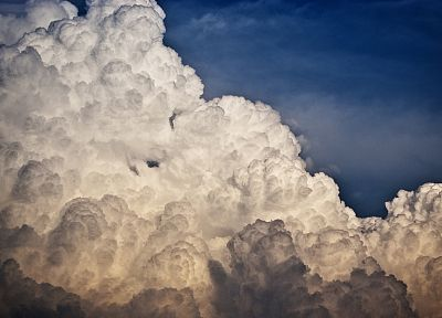 clouds, artwork, skyscapes - random desktop wallpaper
