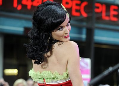 women, Katy Perry, celebrity - desktop wallpaper