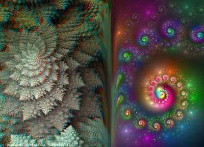 fractals - random desktop wallpaper