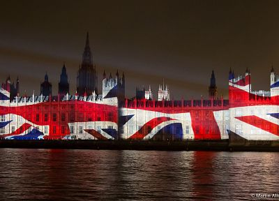 England, Britain, London, Big Ben, United Kingdom, Union Jack, Union Flag, Houses of Parliament, Olympics 2012 - random desktop wallpaper