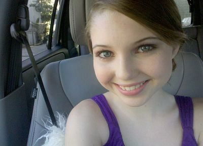 brunettes, women, smiling, Sammi Hanratty, faces - related desktop wallpaper