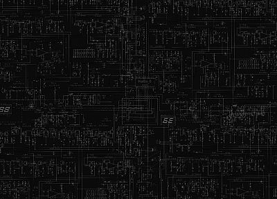 schematic - random desktop wallpaper