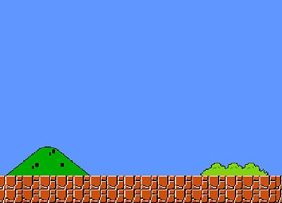 Nintendo, Super Mario, retro games - random desktop wallpaper