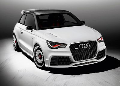 cars, vehicles, Audi A1, Quattro - related desktop wallpaper