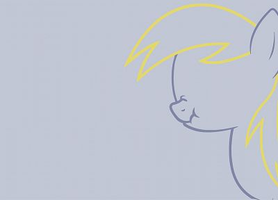 My Little Pony, Derpy Hooves - random desktop wallpaper