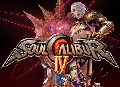 video games, Soul Calibur, Ivy Valentine - related desktop wallpaper