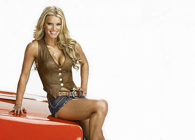 women, Jessica Simpson - random desktop wallpaper