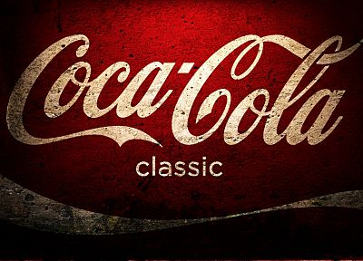 Coca-Cola, Classic, brands, logos - random desktop wallpaper