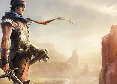 video games, Prince of Persia, 3D - related desktop wallpaper