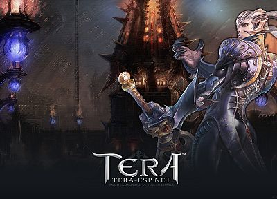women, Slayer, Tera, MMORPG, aman - related desktop wallpaper
