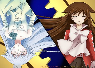 Pandora Hearts, anime, Alice (Pandora Hearts), Will of the Abyss, anime girls - desktop wallpaper