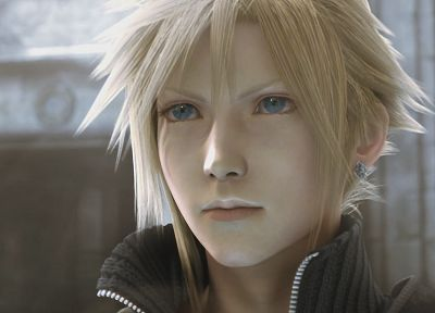 Final Fantasy, Cloud Strife - random desktop wallpaper