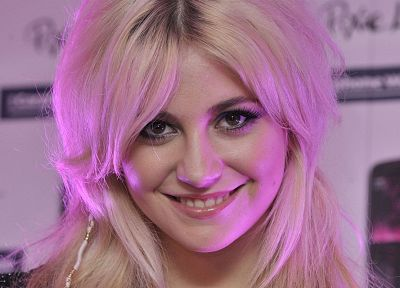 blondes, women, Pixie Lott - random desktop wallpaper