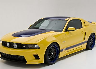 cars, muscle cars, vehicles, Ford Mustang - desktop wallpaper