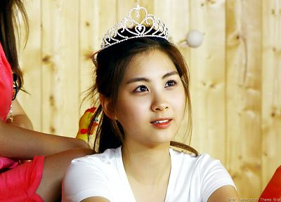 women, Girls Generation SNSD, Seohyun, singers - random desktop wallpaper