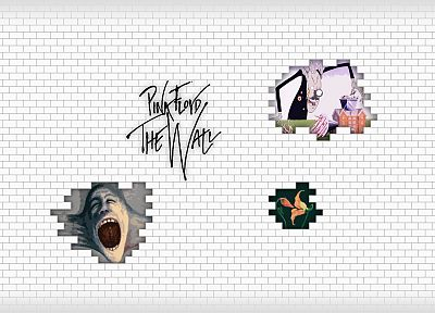 Pink Floyd, Pink Floyd The Wall, The Wall - random desktop wallpaper