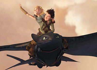 How to Train Your Dragon - random desktop wallpaper