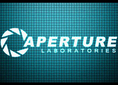 video games, Portal, Aperture Laboratories - related desktop wallpaper