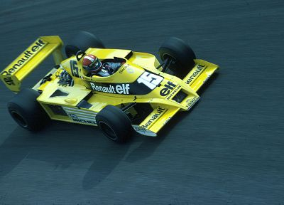 cars, Formula One, Renault, Jean-Pierre Jabouille - related desktop wallpaper