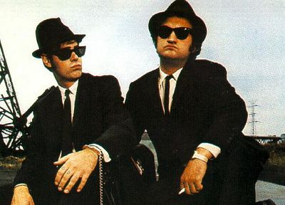 The Blues Brothers - random desktop wallpaper