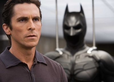Batman, Christian Bale, The Dark Knight, Bruce Wayne - random desktop wallpaper