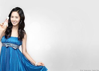 women, Girls Generation SNSD, Kwon Yuri - random desktop wallpaper