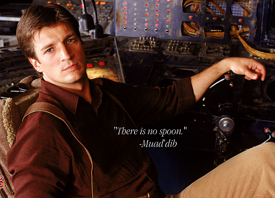 quotes, Firefly, Malcolm Mal Reynolds - random desktop wallpaper