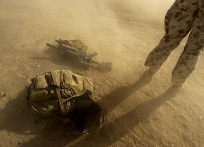 soldiers, army, military, deserts - related desktop wallpaper