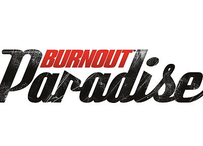 video games, black, Burnout Paradise, EA Games, logos, simple background - random desktop wallpaper