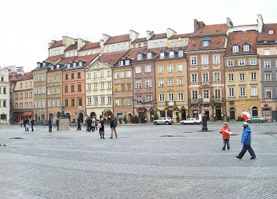 cityscapes, architecture, buildings, Poland, oldtown, cities - related desktop wallpaper