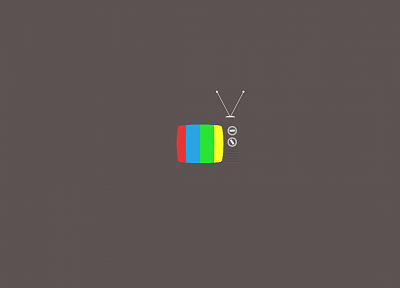 TV, minimalistic, television - desktop wallpaper