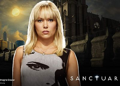 Sanctuary, Ashley Magnus, Emilie Ullerup - random desktop wallpaper