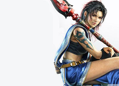 video games, Final Fantasy XIII, Oerba Yun Fang - random desktop wallpaper