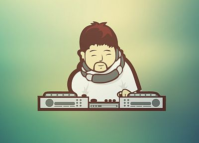 headphones, music, Nujabes, DJ - related desktop wallpaper