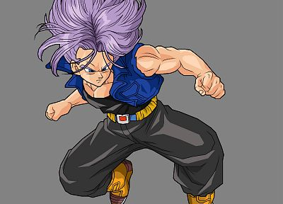 Trunks, Dragon Ball Z - random desktop wallpaper