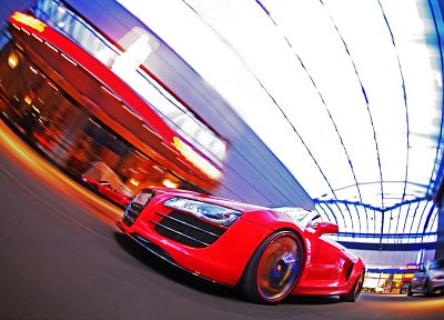 cars, Audi, Audi R8 - random desktop wallpaper