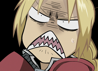 Fullmetal Alchemist, transparent, Elric Edward, anime vectors - random desktop wallpaper