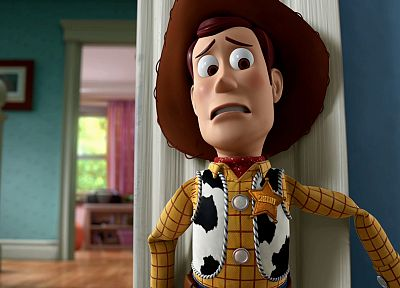 Toy Story, Woody - desktop wallpaper
