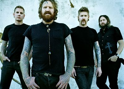 Mastodon Music Band - random desktop wallpaper