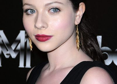 women, actress, Michelle Trachtenberg - random desktop wallpaper