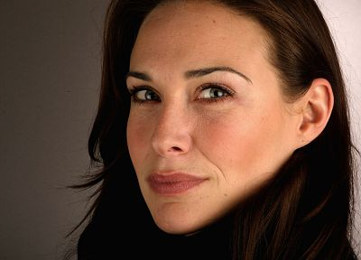 Claire Forlani, faces - desktop wallpaper