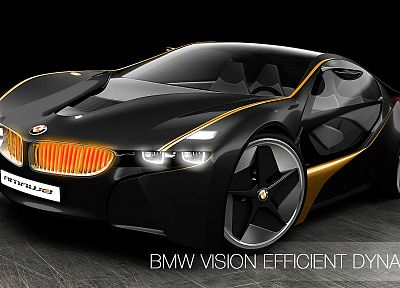 BMW, cars, vehicles, concept cars - desktop wallpaper