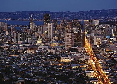 cityscapes, buildings, San Francisco - related desktop wallpaper