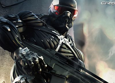 Crysis, Crysis 2, Alcatraz - random desktop wallpaper